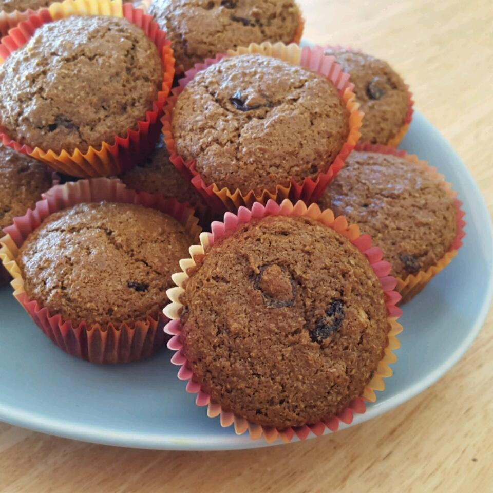 Yummy Bran Muffins