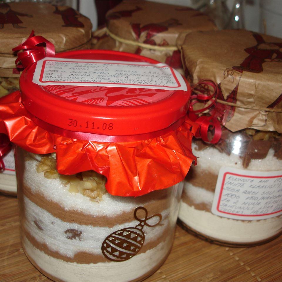 Brownie Mix in a Jar II