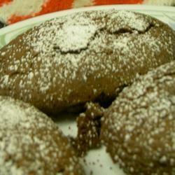 Molten Chocolate Cakes Kaley_Rae