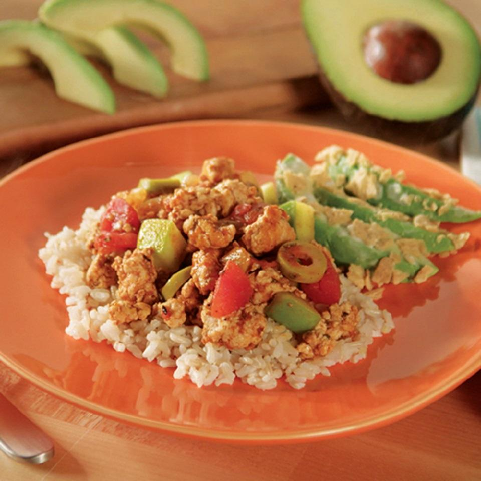 Picadillo-Style Chicken Nestle® Beneful®