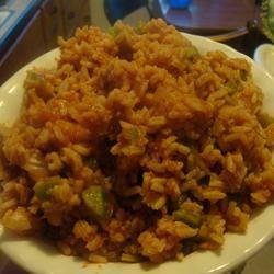 Vegetarian Mexican Rice amandak23k