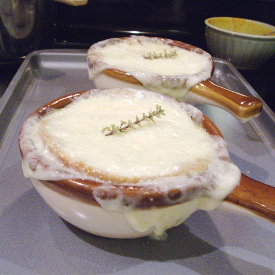 French Onion Soup III