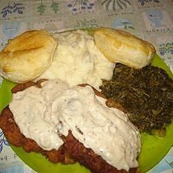 chicken fried steak ii recipe