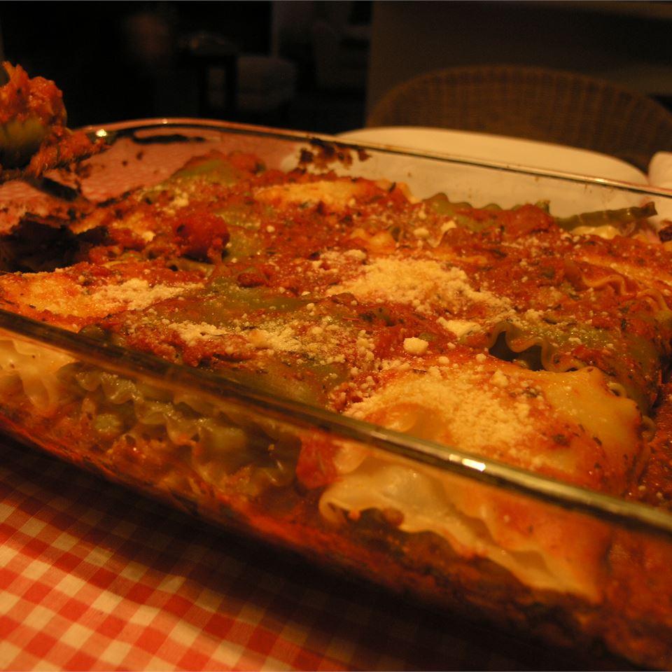 Italian Veggie Rolls e^__^y