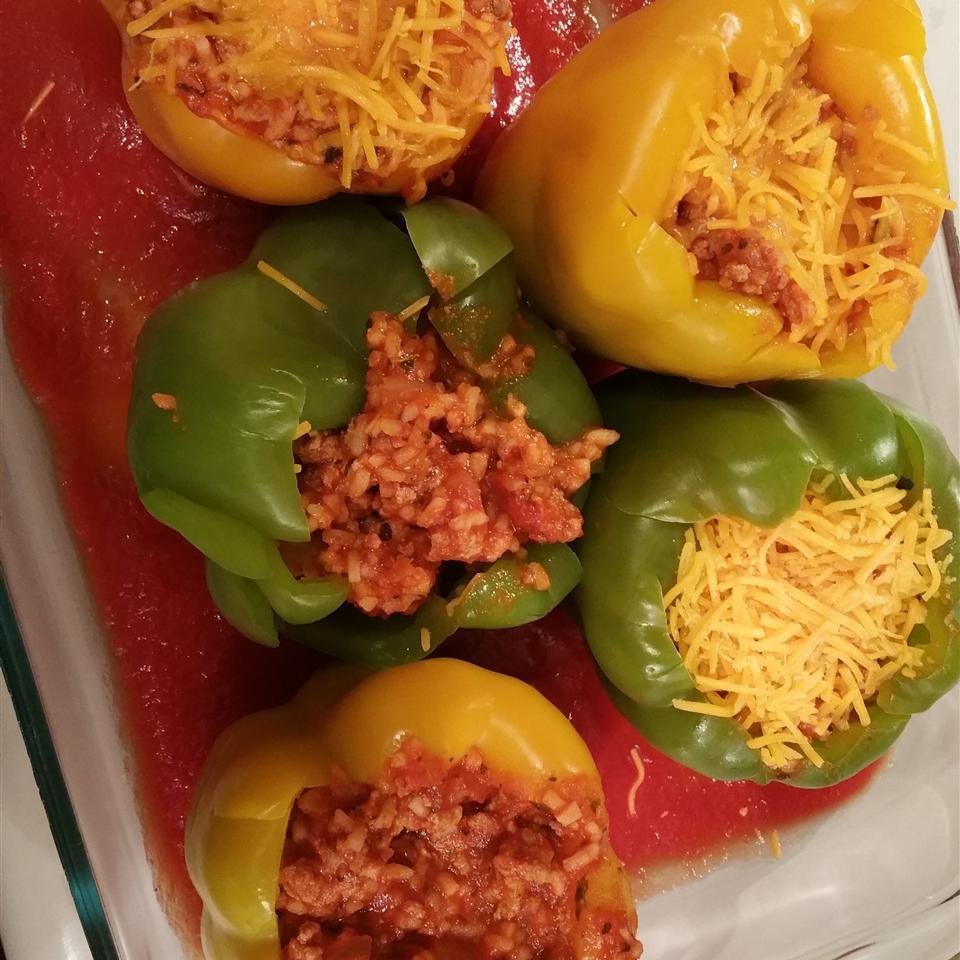 Italian-Style Stuffed Peppers PMtz19