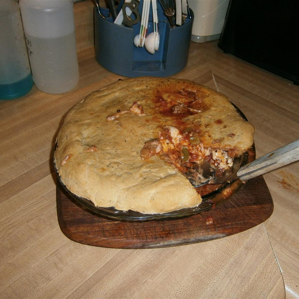 'Pizza' Shepherd's Pie Suzan