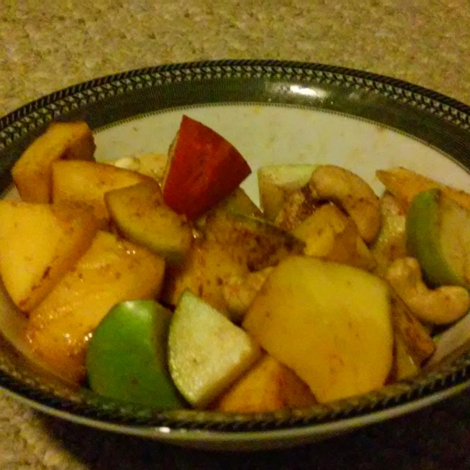 Mango Cashew Salad Anonymous