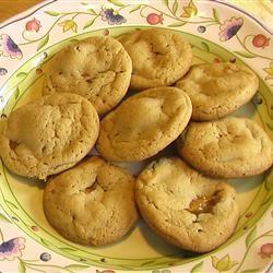 Caramel Nougat Bar Peanut Butter Cookies Rebekah Rose Hills
