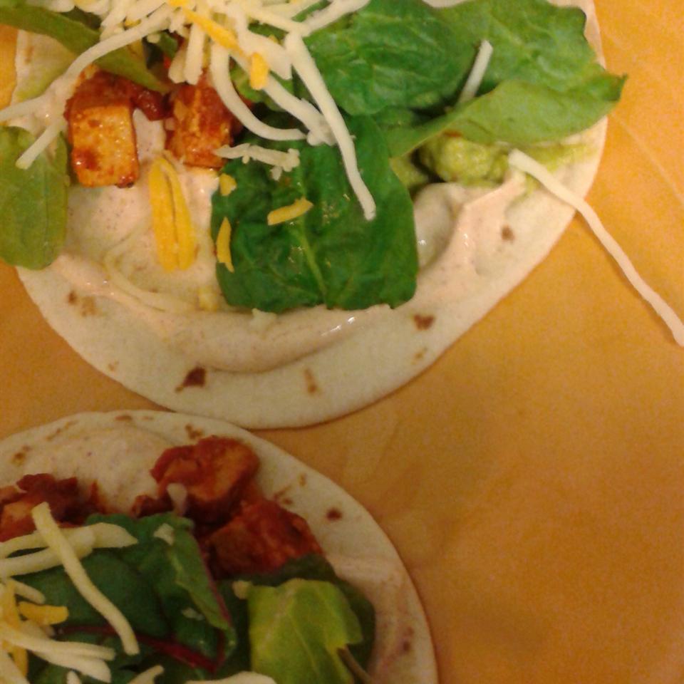 Tofu Tacos I pam bradley
