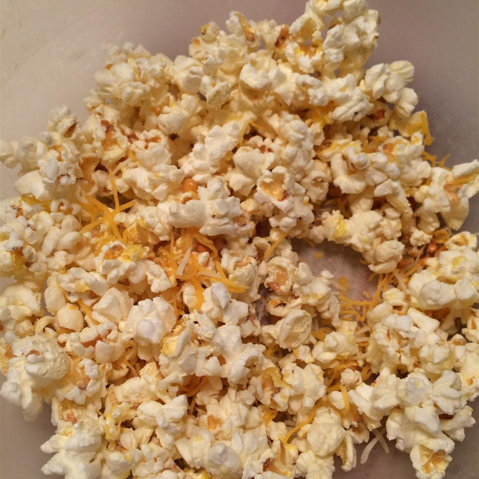 Popcorn Nachos lauryn