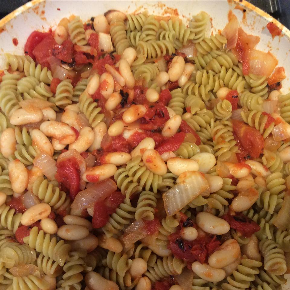 Pasta and Beans andrea
