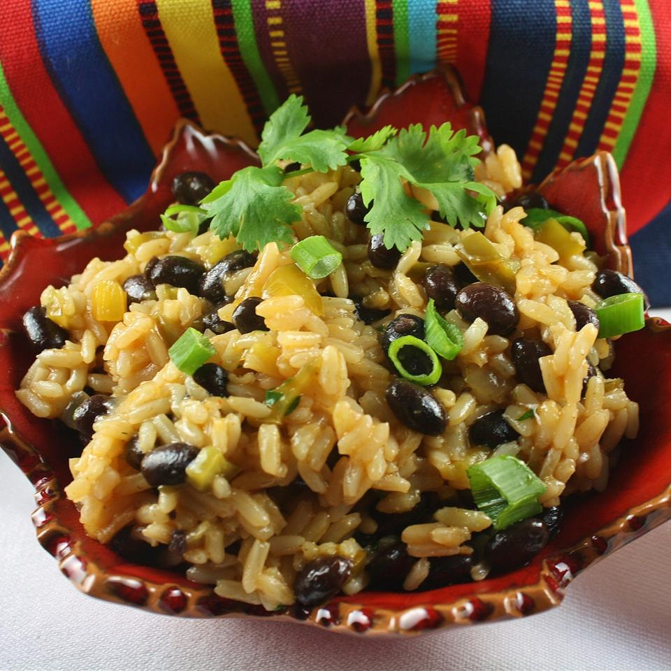 Mexican Beans and Rice naples34102