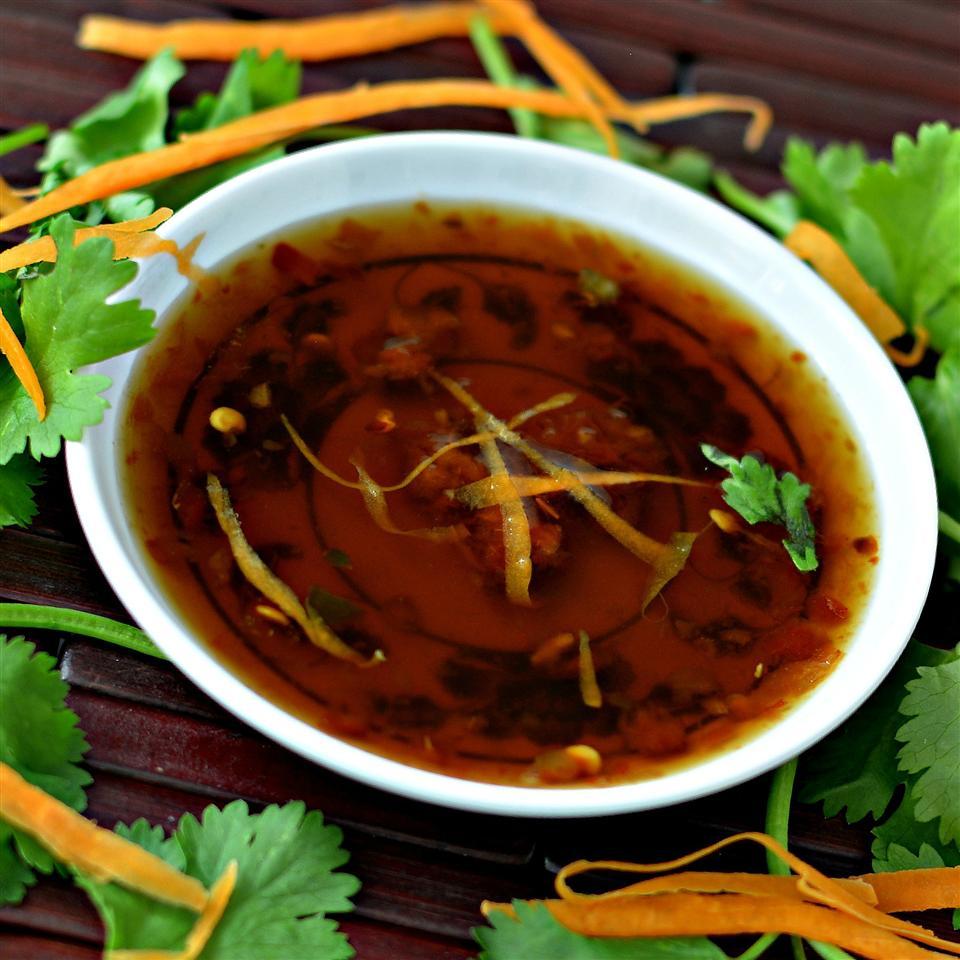 Vietnamese Table Sauce Janelle Dobbs