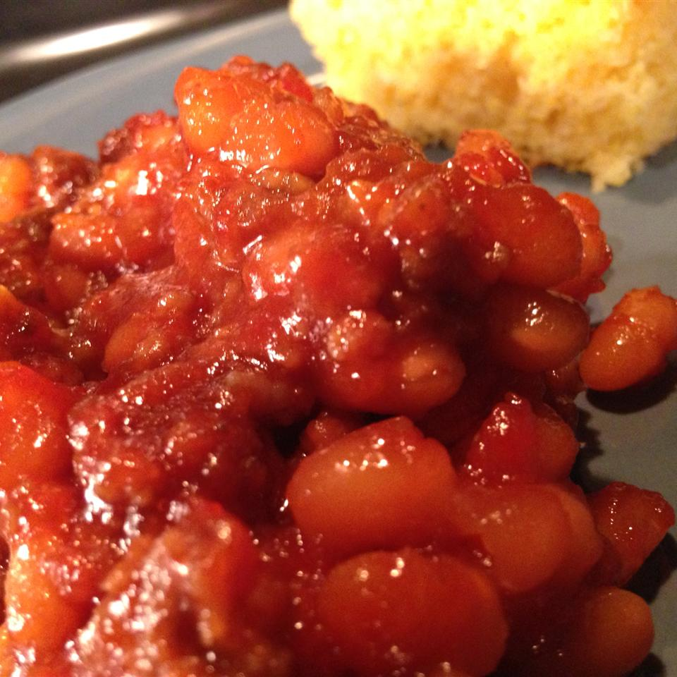 Ranch Beans with Beef