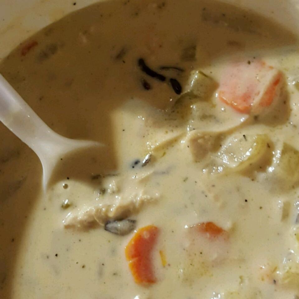 Wild Rice Soup III Diane