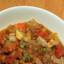 Argentine Lentil Stew Bijaydi