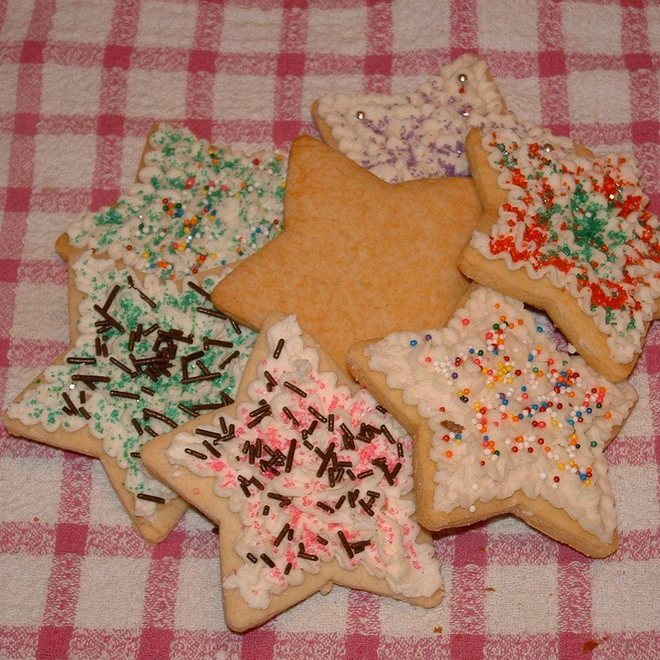 Simple Sugar Cookies Tiffany Clinton