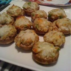 Dinah's Stuffed Mushrooms