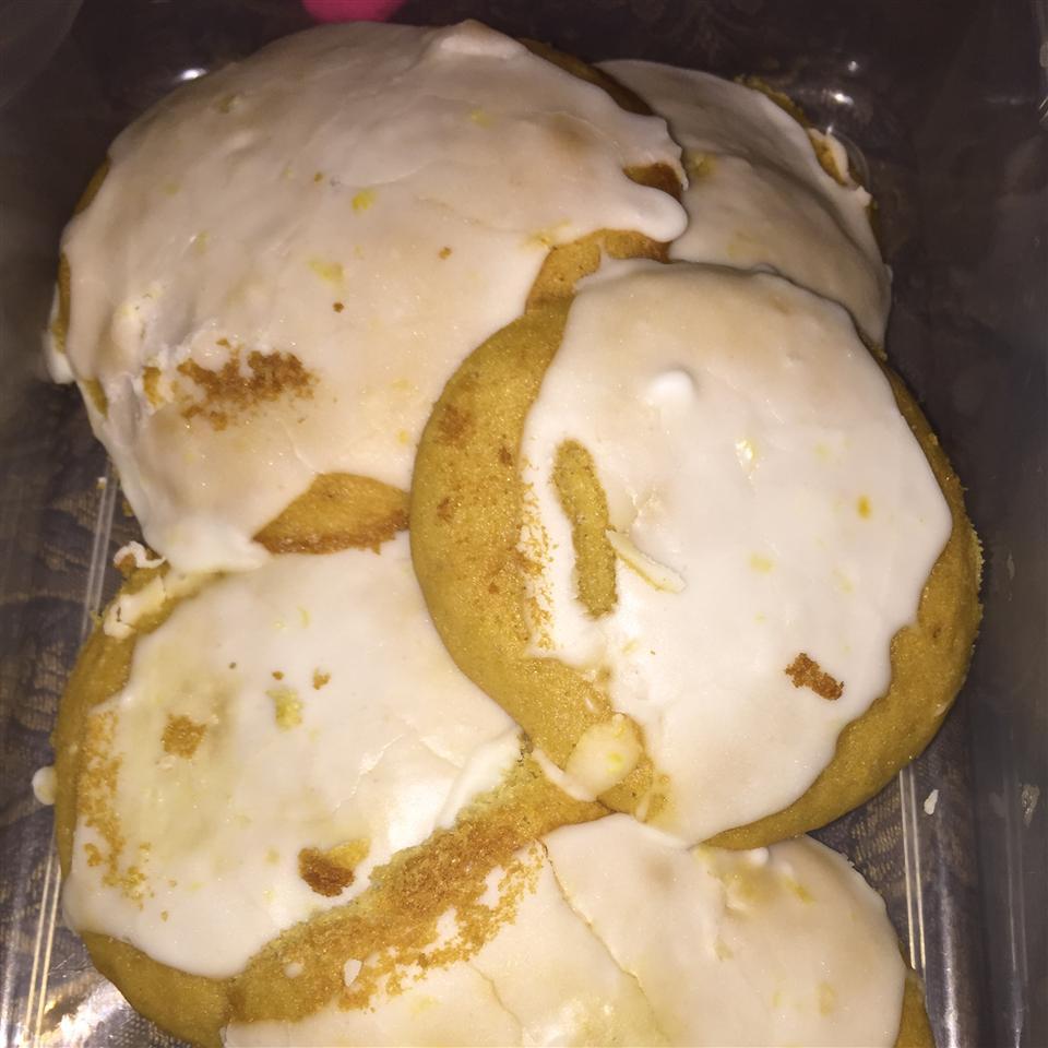 Orange Drop Cookies I