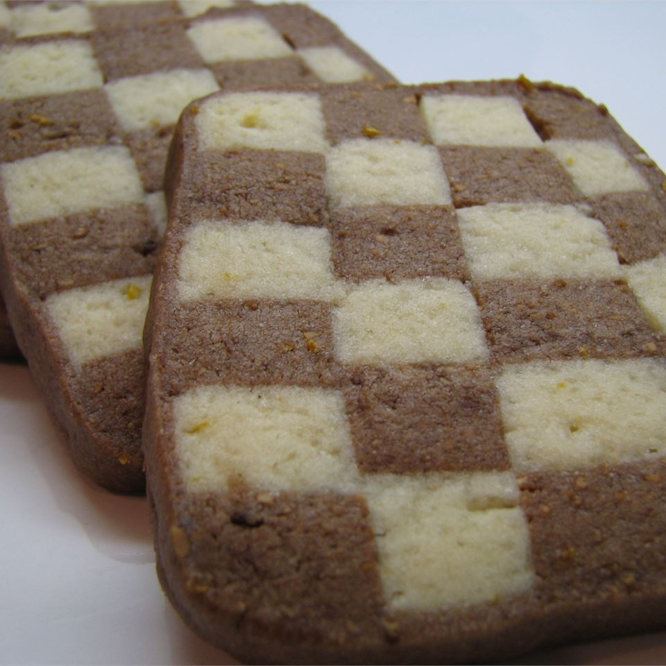 CheckerBoard Cookies II PARKER71