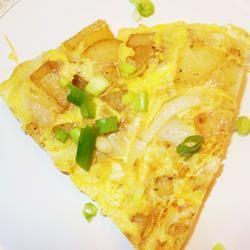 Spanish Potato Omelet ladybuggs5224
