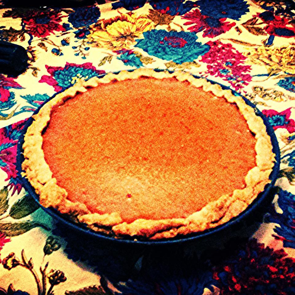 Pilgrim Pumpkin Pie Chelsea Cockrell Lafayette