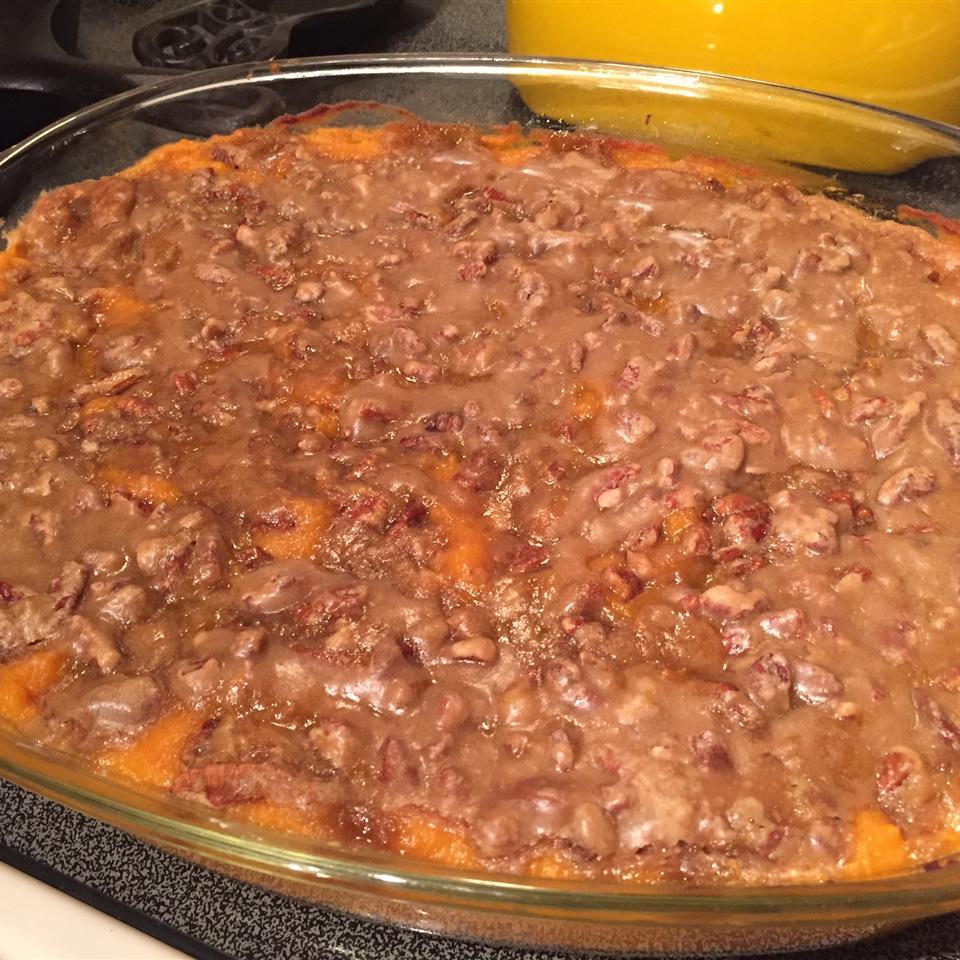 Sweet Potato Souffle III