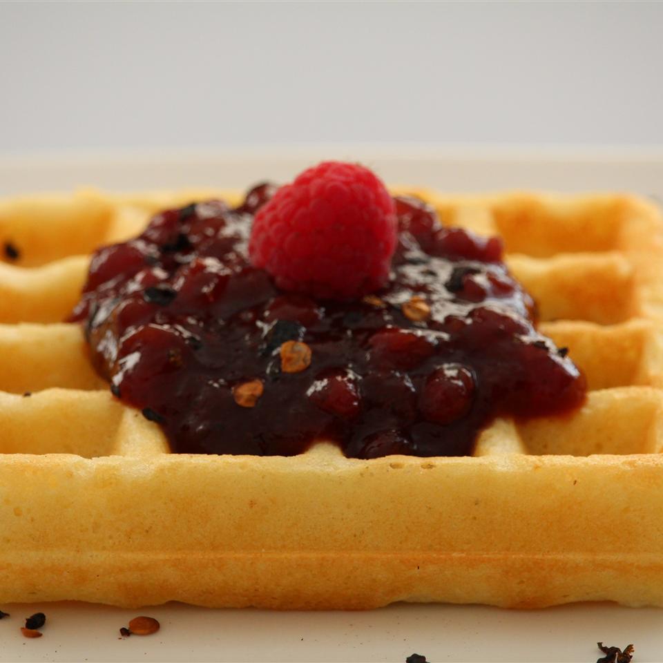 Raspberry Chipotle Sauce Buckwheat Queen