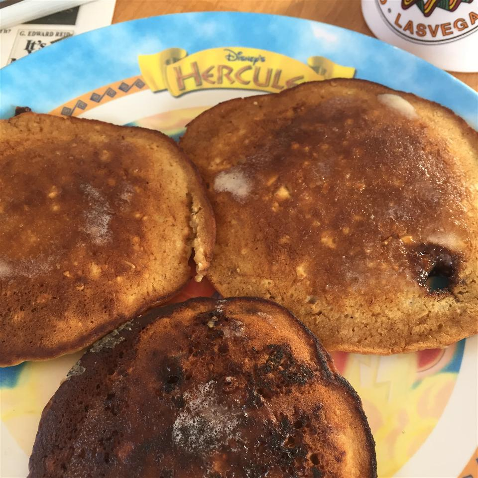 Banana Brown Sugar Pancakes