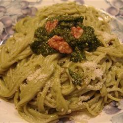15-Year-Old Pesto Sauce Julia