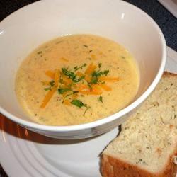 Potato (Velveeta®) Cheese Soup Starsha