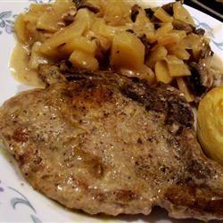 One-Pan Pork Chop and Potato Casserole Pam Ziegler Lutz