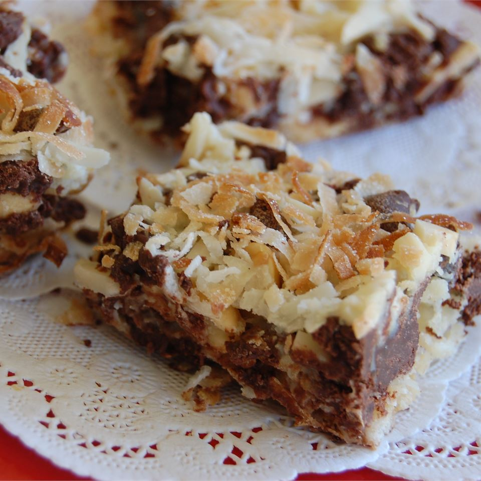 Amazing Gluten-Free Layer Bars image