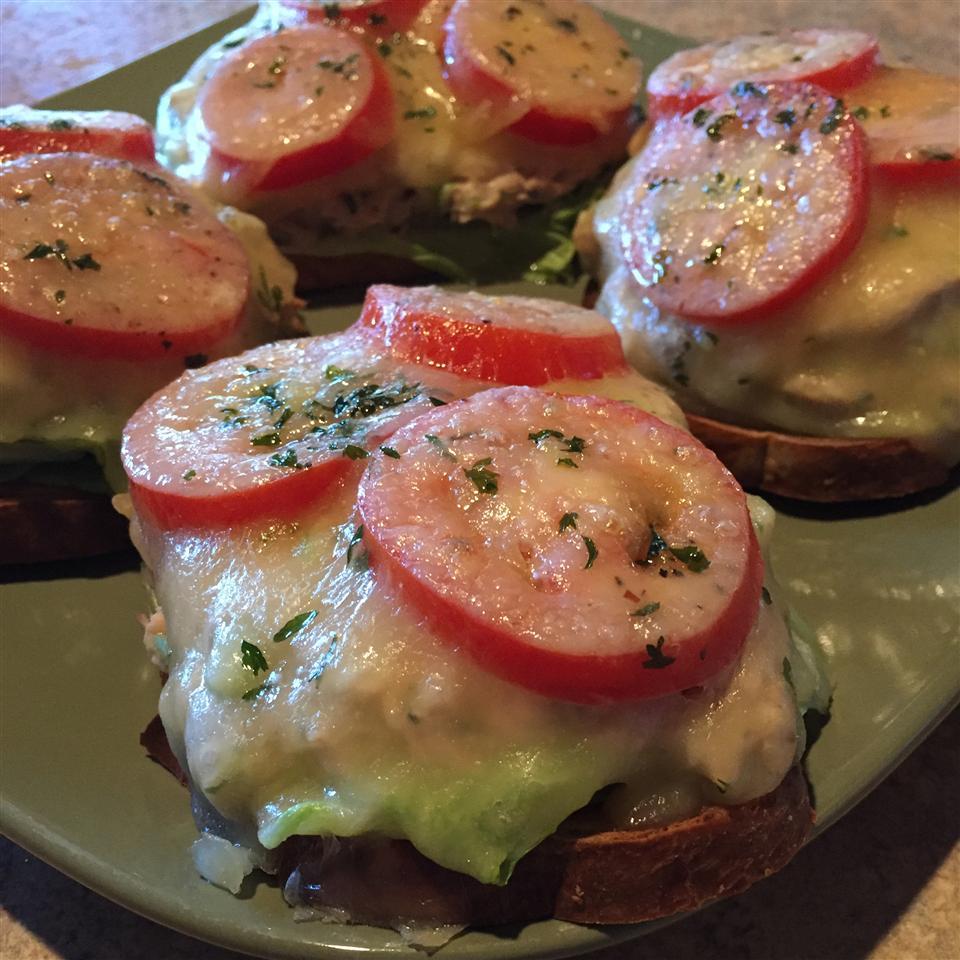 Best Tuna Melt (New Jersey Diner Style)