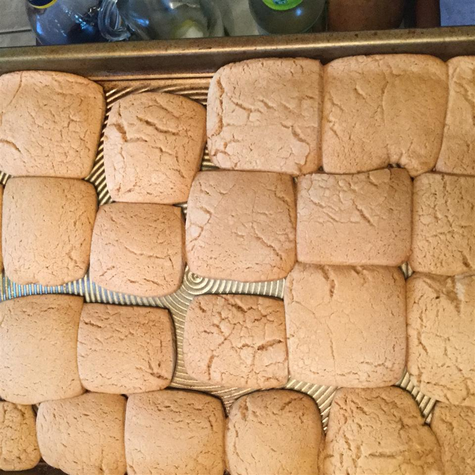 Eggless Ginger Cookies garzmax