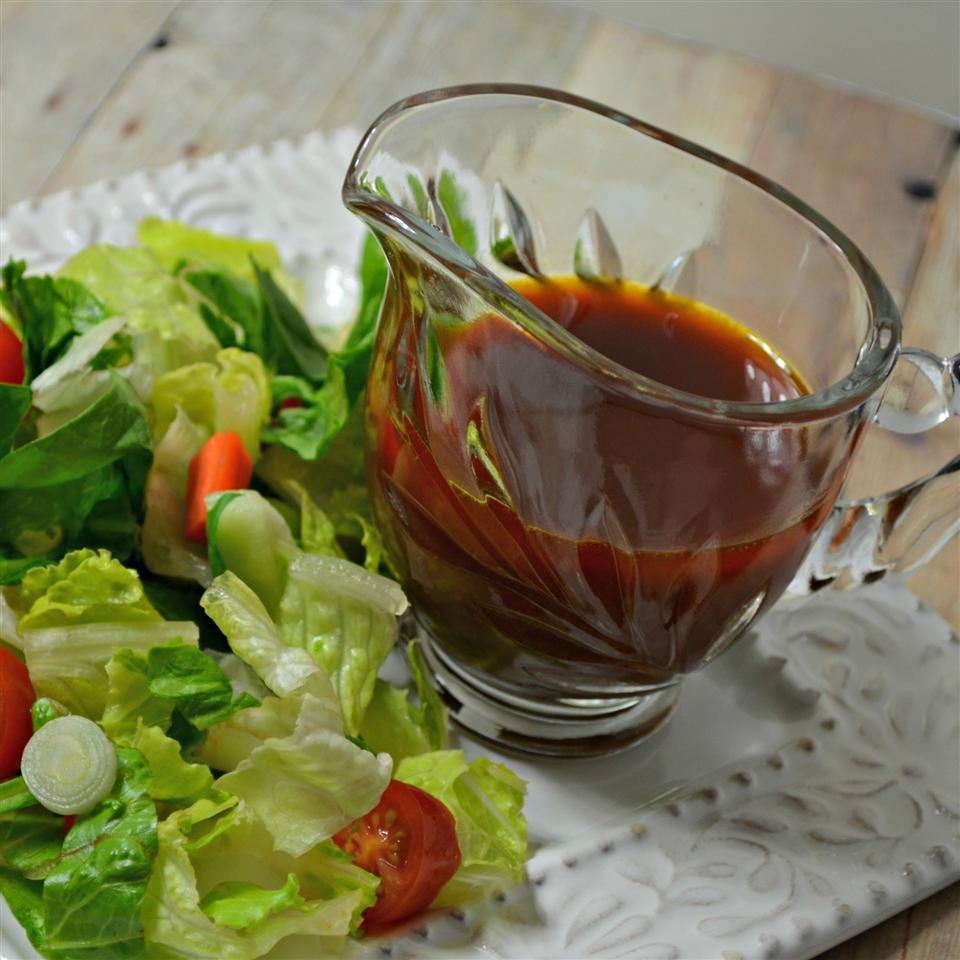 Roasted Tomato Balsamic Vinaigrette Kim's Cooking Now