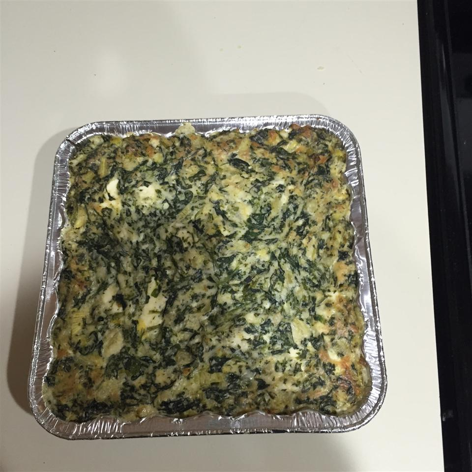 Fabulous Spinach and Artichoke Dip lilyadele