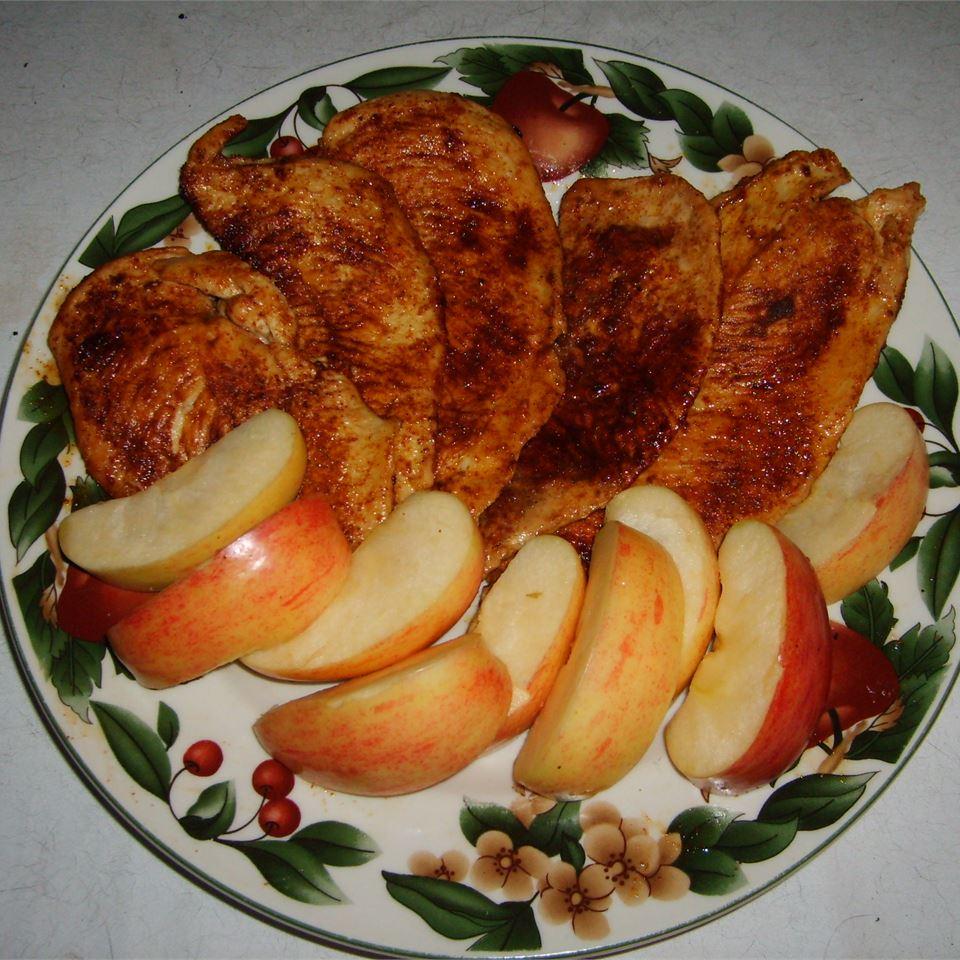 Spicy Chicken Breasts CHETNEY