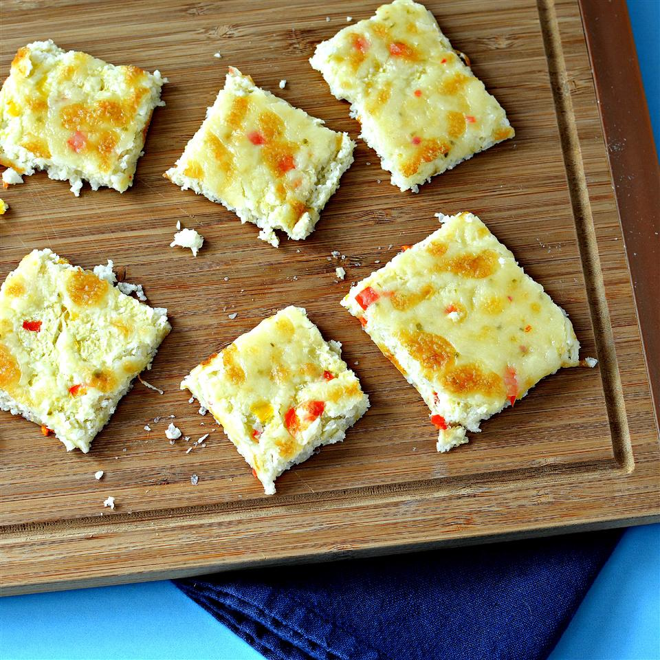 Cauliflower Squares