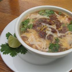 Tortilla Soup II Rhianna