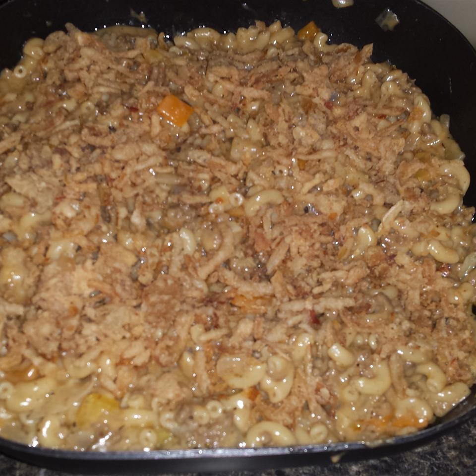 Philly Cheesesteak Skillet Meal Kaitlyn Edwards