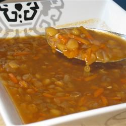 Hungarian Lentil Soup