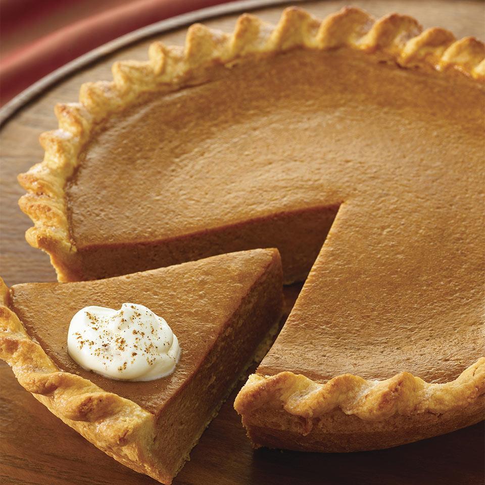 Signature Pumpkin Pie Trusted Brands