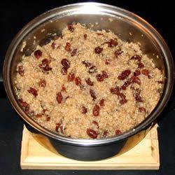 Quinoa Breakfast Pudding Mark P