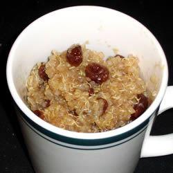 Quinoa Breakfast Pudding