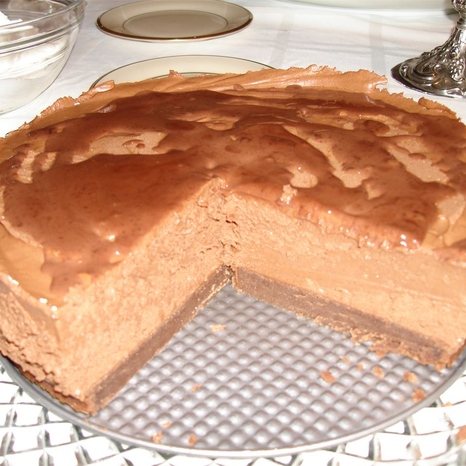 Chocolate Mousse Cake II Susan