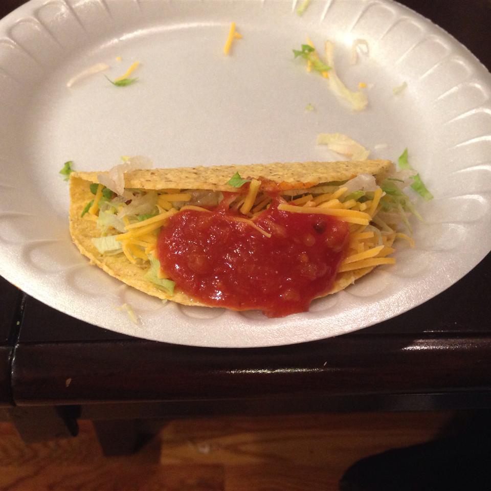 Easy Tacos ash pittman