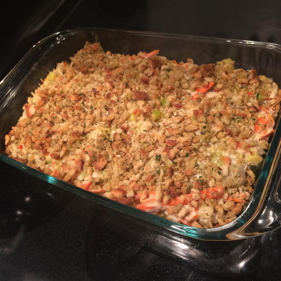 Zucchini Casserole II Steve