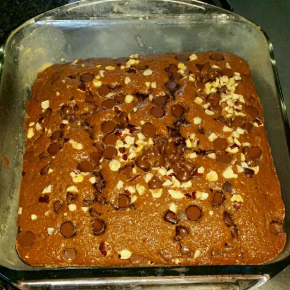 Chocolate Chip Oatmeal Cake Suz Sweat
