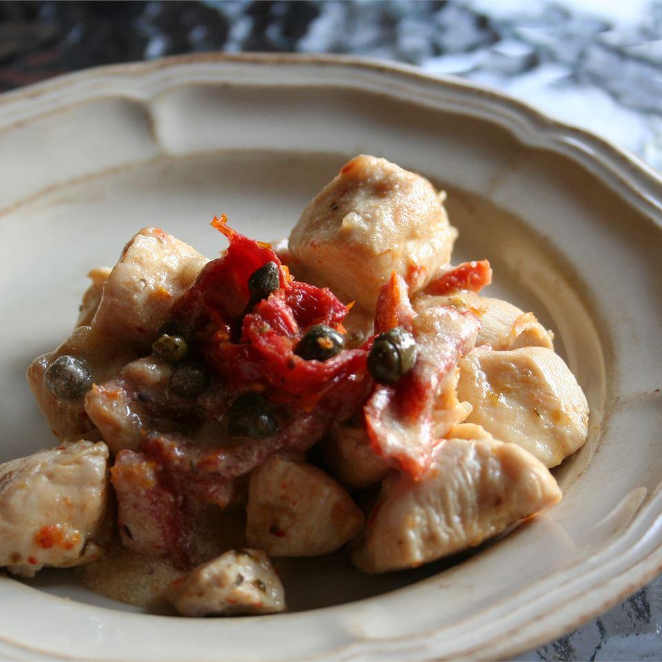 Pollo Mediterranean